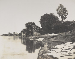 Ruins [on the left bank of the Jumna, Agra]